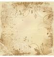 old vintage paper vector image vector image