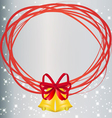 christmas decoration ideas 1 vector image vector image