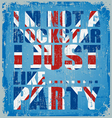 I LIKE PARTY vector image