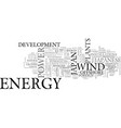 alternative energy and the need for a proper vector image vector image