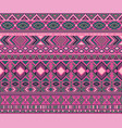 american indian pattern tribal ethnic motifs vector image