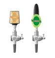 beer equipment 03 vector image vector image
