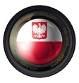 Poland vector image