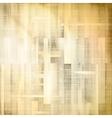 Golden wall design template plus EPS10 vector image vector image