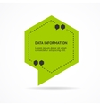 Quotes and Brackets Speech Bubbles vector image vector image