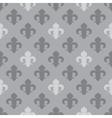 Seamless gray pattern vector image