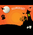 templates for halloween vector image