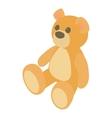 Teddy bear icon cartoon style vector image