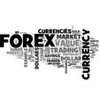 is the forex the market to trade your way to vector image vector image