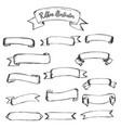 ribbon clip art vector image
