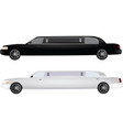 limo vector image vector image