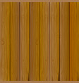 wood brown texture wooden background old panels vector image vector image