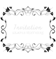 Abstract background with antique vector image