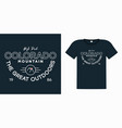 colorado slogan for t shirt with mountains and vector image vector image