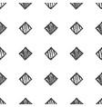 hand drawn geometric pattern vector image