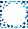 3d abstract scientific background vector image vector image