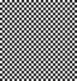 checkered background vector image vector image