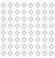 gray multiple diamond shape emblem set pattern vector image vector image