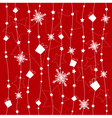 Wrapping paper design vector image vector image