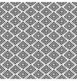black ethnic regular seamless pattern pr vector image vector image