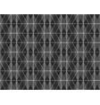 design seamless monochrome grid pattern vector image vector image