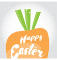 Happe easter holiday greeting card