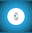 isolated belt drive flat icon cambelt vector image