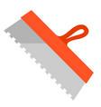 spatula vector image vector image