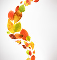Autumn Wallpaper vector image