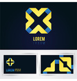 icon design logo vector image