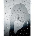 Thinking man silhouette