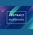 abstract background with geometric shape vector image