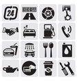 Auto Car icons vector image vector image