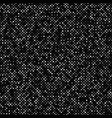 grey seamless dot pattern background vector image vector image
