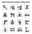 Robot vector image vector image
