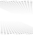 white gray abstract background perspective vector image
