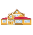 Best house vector image vector image