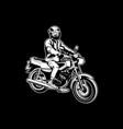 biker 29 vector image vector image