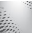 grey abstract technology background vector image vector image