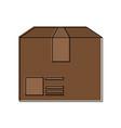 cardoboard box icon image vector image vector image