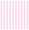 pink baby color striped fabric texture seamless vector image vector image