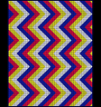 Psychedelic dot wallpaper vector image