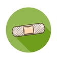 Patch icon vector image