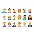 Business people set of simple icons for ypur