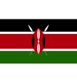 Kenya vector image vector image