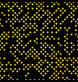 abstract dot pattern background - repeatable vector image vector image
