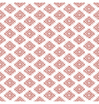 Russian ethnic regular seamless pattern vector image vector image