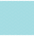 wave pattern background vector image vector image