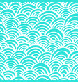 arcs handdrawn pattern-10 vector image vector image