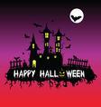 happy halloween part one vector image vector image
